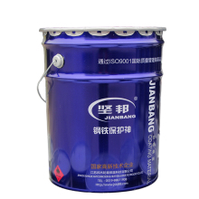White liquid 100% spray paint fluorocarbon stainless steel coating (FB-1)