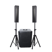 RQSONIC WI312ADUSB-BT Professional Audio Active Column Speaker Powered Portable Live Sound System