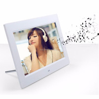 7 8 10 12 15 17 19 22 inch battery operated digital photo frame for advertising promotion 15 Inch Gift digital displayer