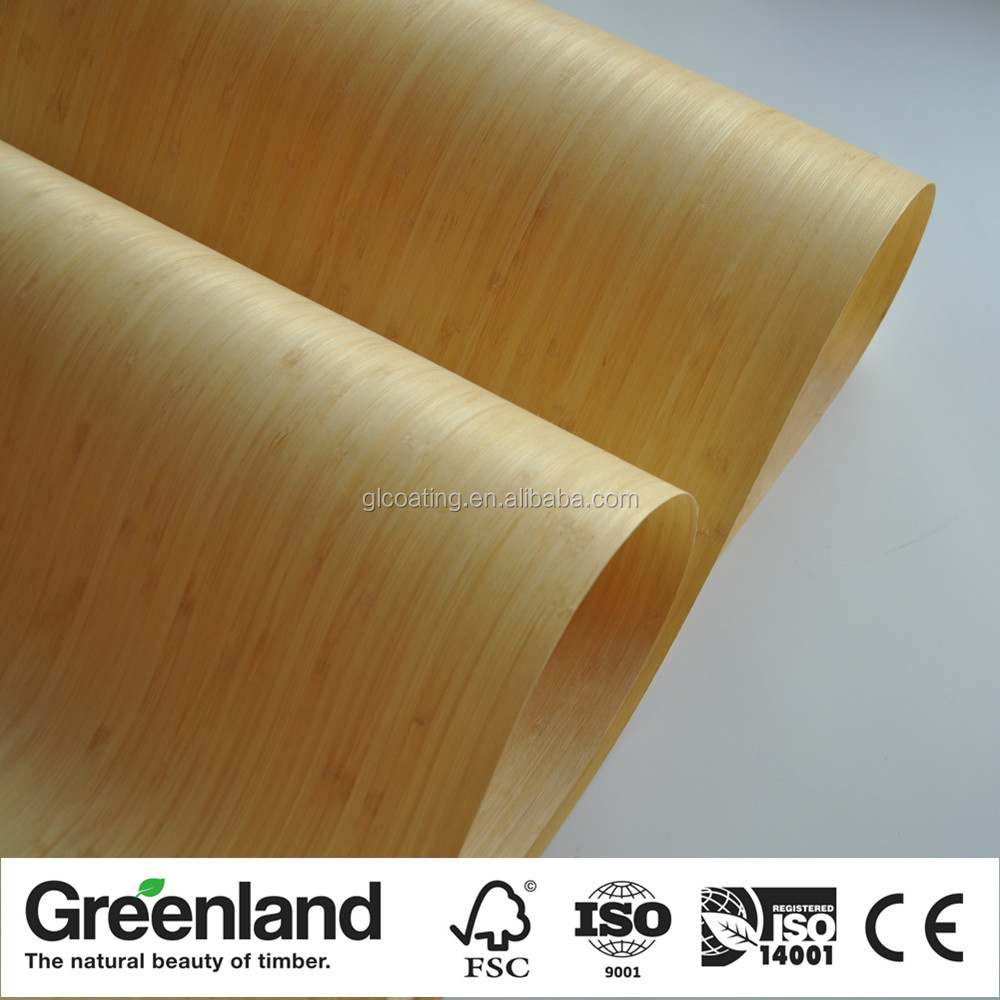 Bamboo Veneer Sheets for Skateboards Longboards