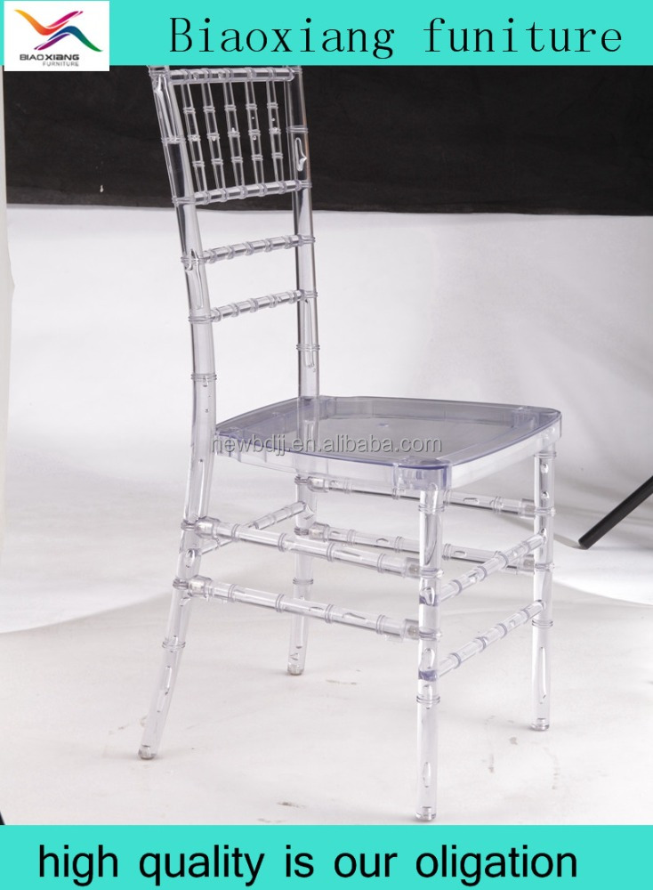 Commercial Furniture General Use and Hotel Furniture Type acrylic chiavari chair