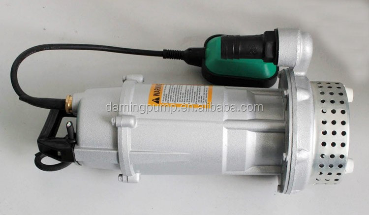 0.5 HP electric submersible pump (QDX1.5-17-0.37)