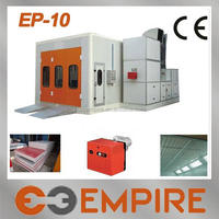 alibaba shop CE express paint booth heaters/car baking booth