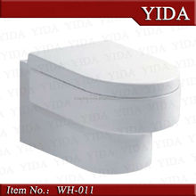 pp seat cover wc toilet_P trap wall hung ceramic toilet seat_india wall hanging toilet bowl