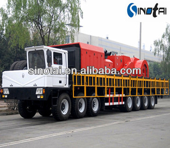 ZJ40/2250CZ Truck-Mounted Drilling Rig