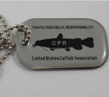 Wholesale manufacturer cheap custom metal Dog Tag