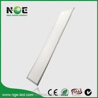 CE RoHS TUV SAA driver 85lm/w PF>0.95 IP44 led light panels 1200mm