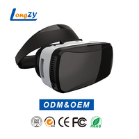 online wholesale virtual reallity 3d glasses all in one vr box 2.0 for video game
