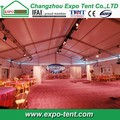 20m by 20m sturdy structure traditional event tent sidewall
