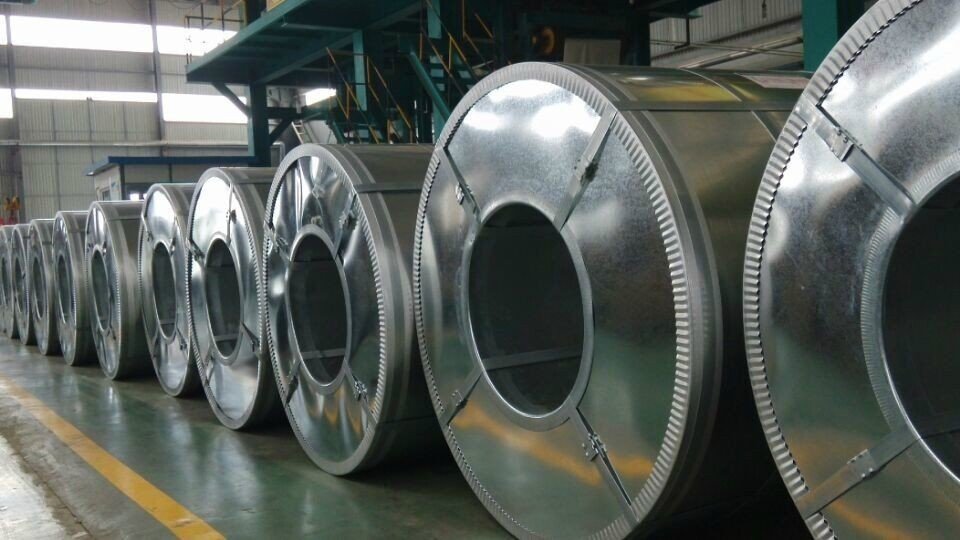 with the capacity of nearly 2 million galvanized steel sheet in coils GI