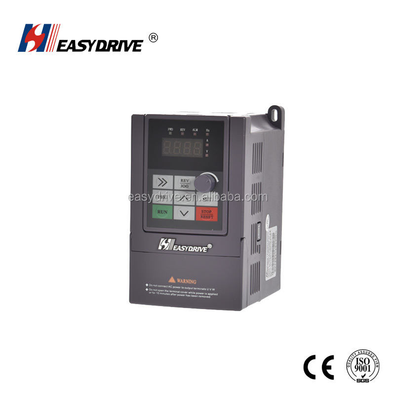 Professional <strong>Manufacturer</strong> Of AC Drive 0.4-2.2Kw Variable Frequency Converter Frequency Inverter