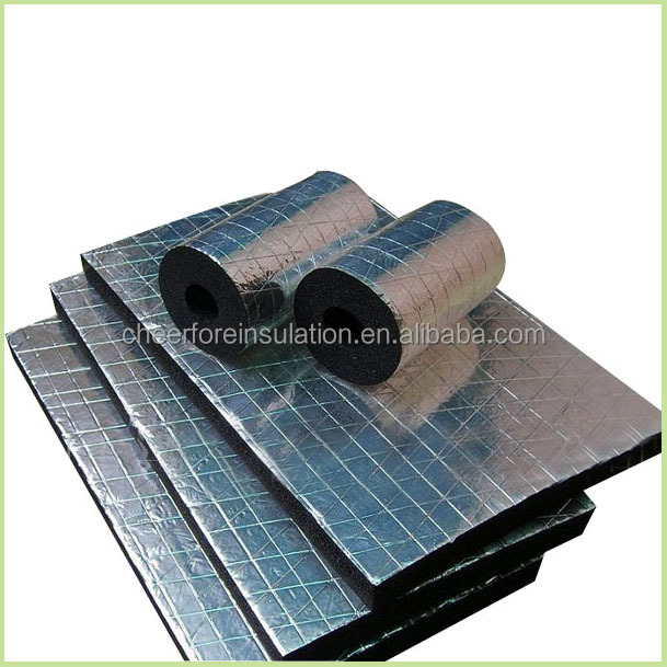 Steel Building Roofing Rubber Light Weight Heat Resistant Materials