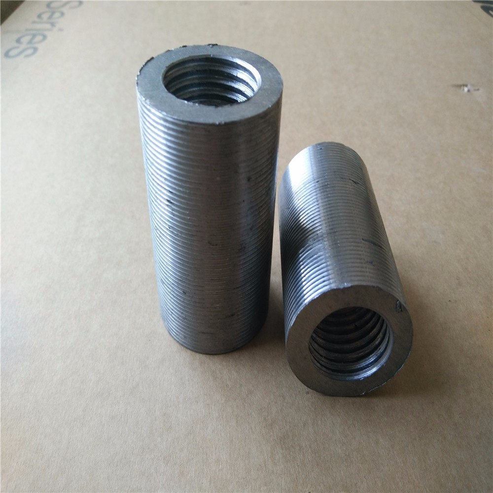 steel bar connecting sleeve / rebar coupler / rebar splicing coupler for Steel Structures