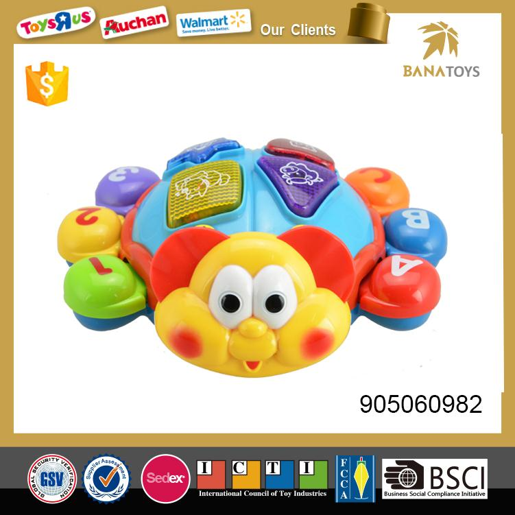 2016 Brand New Colorful Baby Beetle Toy