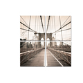 Wholesale Canvas Artwork Vintage Style City Bridge Picture Canvas Printing Cityscape Canvas Wall Decor Study Room Decoration