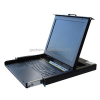 GS1500M 15'' TFT LCD 4 port PS2 KVM swithes, 8port PS2 KVM switches, 16 port PS2 KVM switches