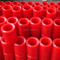Custom Cast Thermoset PUR Tube