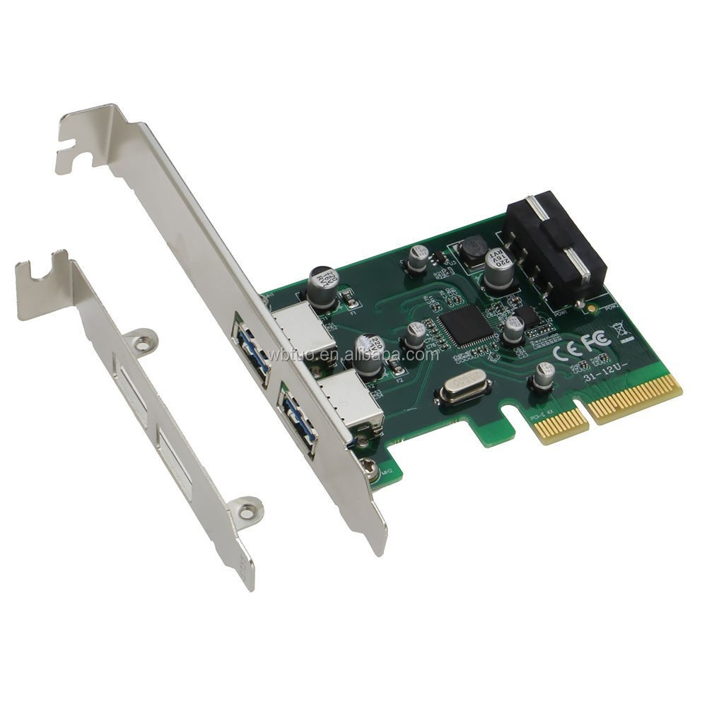 Pci express slots used for