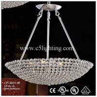 2013 asfour crystal chandelier pure white led flush mounted ceiling lamp