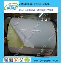 Self Adhesive Mirror Coat Sticker Paper in sheets