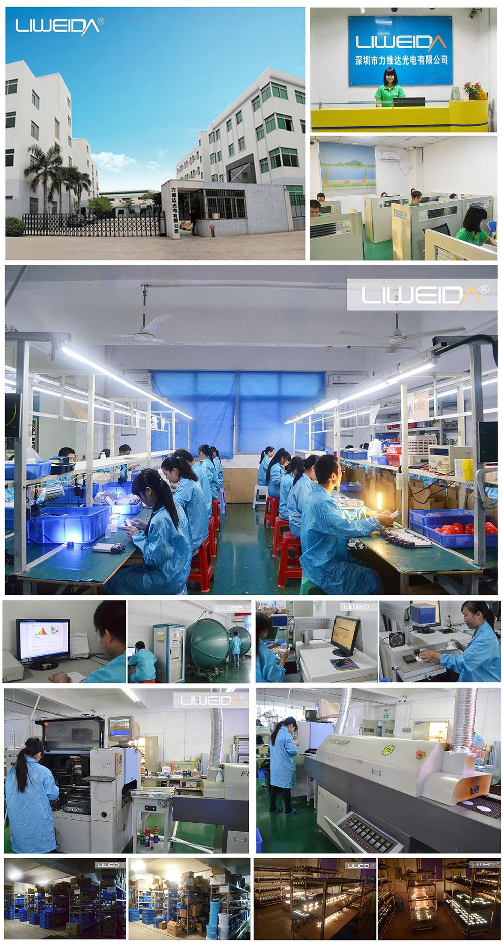 Shenzhen Factory led tube manufacturer 15w dimmable cold rolled tube t8 led tube