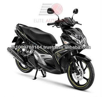 Nouvo SX 125 Best Selling Cool Black Motor Scooter Cheap Motorcycle