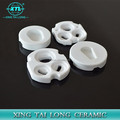 High temperature resistance insulating 95%&98% alumina ceramic disc/LLXTL