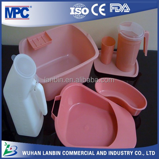 Hospital Kidney Emesis Basin for patient in Patient Admission Hygiene Kit