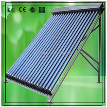 Split Pressurized Heat Pipe Vacuum Tube Solar Collector for Solar Water Heater