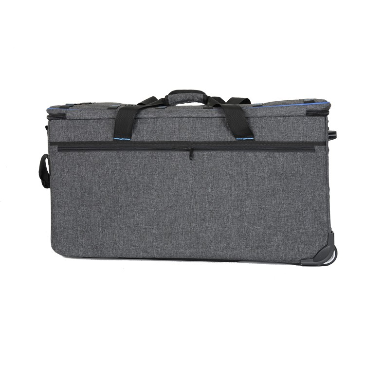 Heavy Duty Padded  Roller Large Carrying bag for Portable Light kit bag