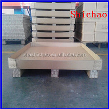 Recyclable honeycomb pallet with collar/Shanghai Shichao