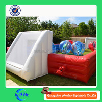 Hot sale football game top quality PVC/TPU body zorb, bumper bubble ball,bubble suit