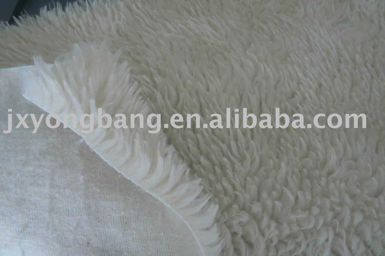 Poly Long Pile Faux Artificial Fur