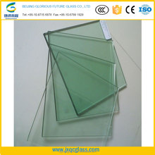 Excellent quality double sided glass float frame with different types
