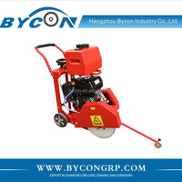 DFS-350 Road cutter with air-cooled diesel engine with electric starter concrete floor saw