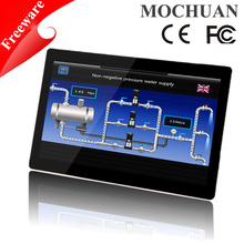 industrial modbus rs485 hmi lcd touch panel embedded manufacturer