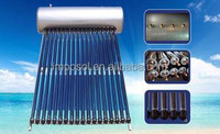 150L Integrated Pressure Solar Energy Water Heater with Copper Heat Pipe