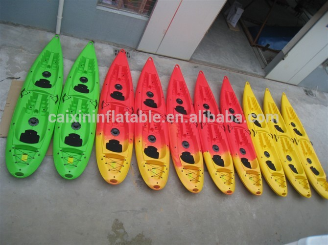 2+1 person leisurely canoe/ 2+1 person sea canoe/ 2+1 person sit in canoe