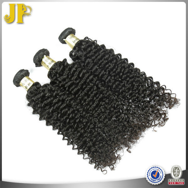 Sexy Curly JP Hair Natural Color Easy to Care Virgin Indian Best Hair Bundles