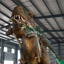 Resin Animal Figure for Playground Dinosaurs Buyers