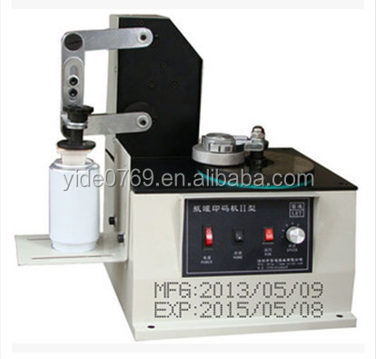 TDY-300 Ink Cup Date Printing Machine