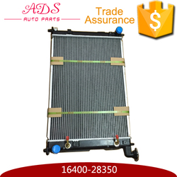 Supplying Aftermarket 12 Months Warranty Radiator for Allion Wish 16400-28350