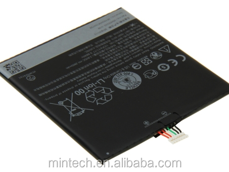 Replacement battery 2600mah for HTC desire 800 816