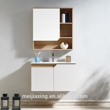 Low MOQ bathroom vanity combo modern furniture bath on alibaba top manufacturer