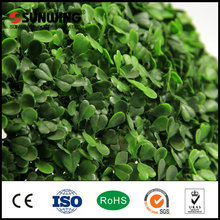 faux boxwood artificial screen plant for home decorative