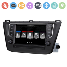 VW Tiguan car dvd player Car stereo 8inch gps navigation for volkswagen Tiguan with IPAS OPS MFD SWC