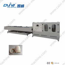 automatic polyester plastic thread making machine