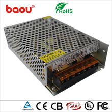 Baou hot sale & high quality 120W led power 24vdc 5a power supply