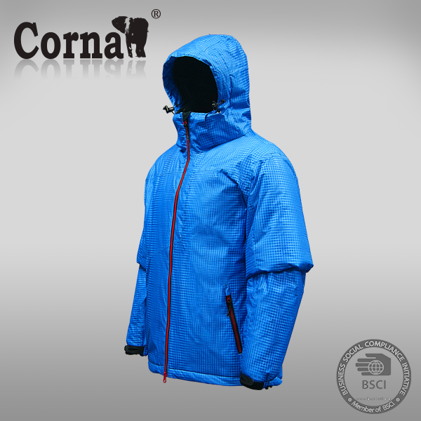 Fashionable OEM Multifunctional snowproof brand ski jacket