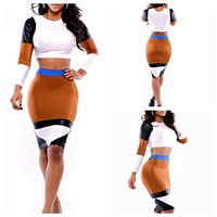 Sexy bandage clubwear NYH6075 Wholesale High Quality Multicolor instyles outlet
